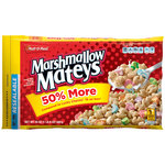 Malt-O-Meal Marshmallow Mateys Cereal