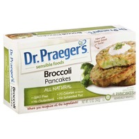 Dr. Praeger's Sensible Foods Broccoli Cakes - 6 CT