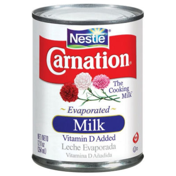 Carnation Vitamin D Added Evaporated Milk