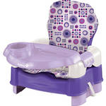 Safety 1st Deluxe Sit Snack and Go Convertible Booster Seat