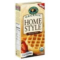 Nature's Path Organic Gluten Free & Wheat Free Homestyle Waffles