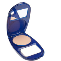 CoverGirl Smoothers AquaSmooth Foundation Compact Classic Ivory 710