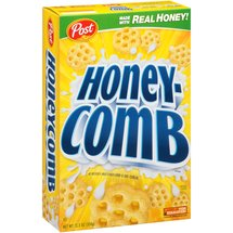 Post Honey-Comb Cereal