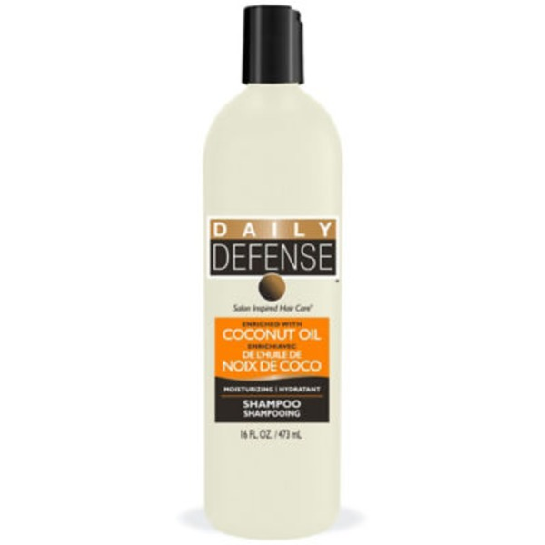 Daily Defense Coconut Shampoo