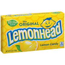 Ferrara Pan Lemonheads Lemon Hard Candy