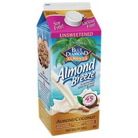 Almond Breeze Unsweetened Almond Coconut Almondmilk Non Dairy Milk Alternative