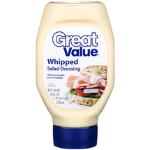 Great Value: Whipped Salad Dressing