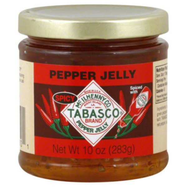 Tabasco ® Brand Spicy Pepper Jelly