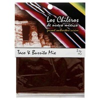 Los Chileros Taco & Burrito Mix