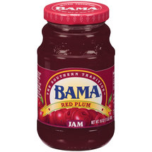 Bama Spreads Red Plum Jam