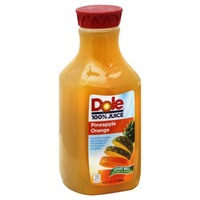 Dole Pineapple Orange 100% Juice
