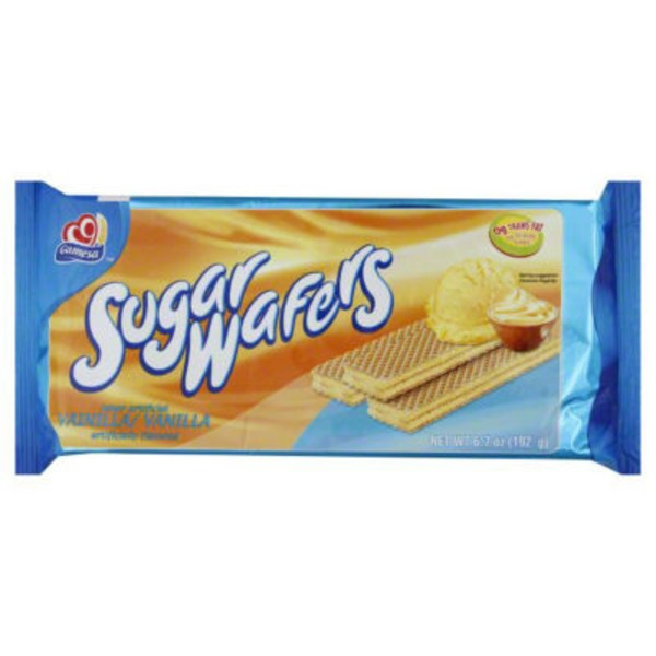 Gamesa Vanilla Sugar Wafers