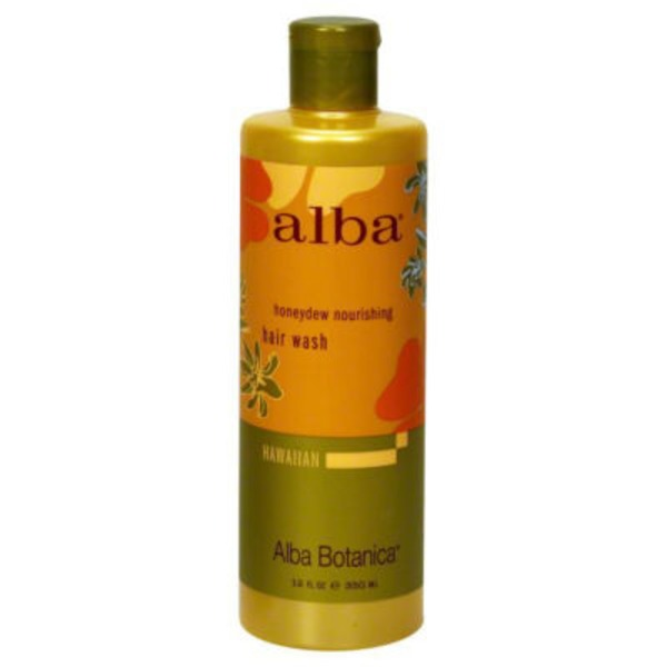 Alba Botanica Hawaiian Shampoo Gloss Boss Honeydew