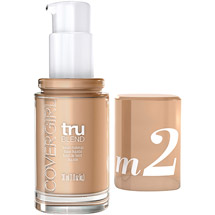 CoverGirl TruBlend Liquid Makeup MEDIUM LIGHT M-2