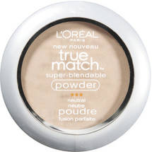 L'Oreal Paris True Match Powder Natural Buff