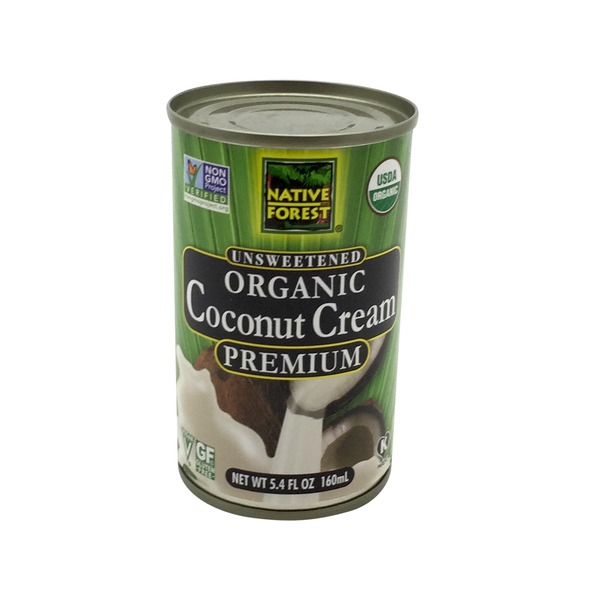 Native Forest Organic Coconut Cream