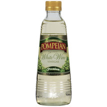Pompeian White Wine Gourmet Vinegar