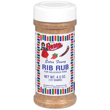 Fiesta Brand Rib Rub Seasoning