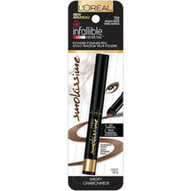 L'Oreal Pairs Infallible Smokissime Never Fail Eyeliner 702 Brown Smoke