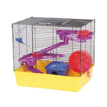 Hamster One Size Funny Home Cage