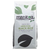 Manitou Trading Heirloom Black Rice
