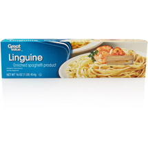 Great Value Linguine Pasta