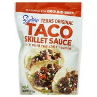Frontera Texas Original Taco Ground Beef Seasoning Skillet Sauce
