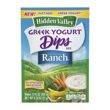 Hidden Valley The Original Ranch Greek Yogurt Dips Mix