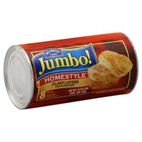 Hill Country Fare Jumbo Flaky Layers Homestyle Biscuits