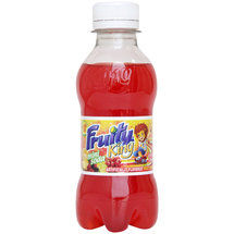 Fruity King Fruit Punch Mini Soda