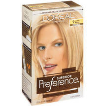 L'Oreal Paris Preference Natural Blonde 9 Haircolor