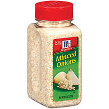 McCormick Superline Deal Minced Onion