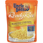 Uncle Ben's Ready Rice Roasted Chicken