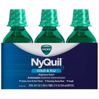 Vicks Original Cherry Liquid NyQuil