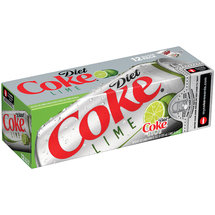 Coca-Cola Diet Coke With Lime