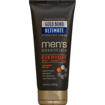 Gold Bond Ultimate Men's Essentials Everyday Hydrating Cream