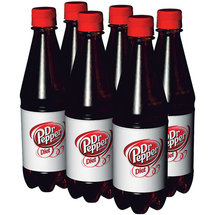Dr Pepper Diet 0.5 L Soda