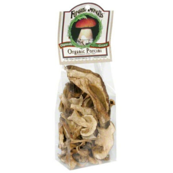 Fungus Among Us Organic Dried Porcini Mushrooms