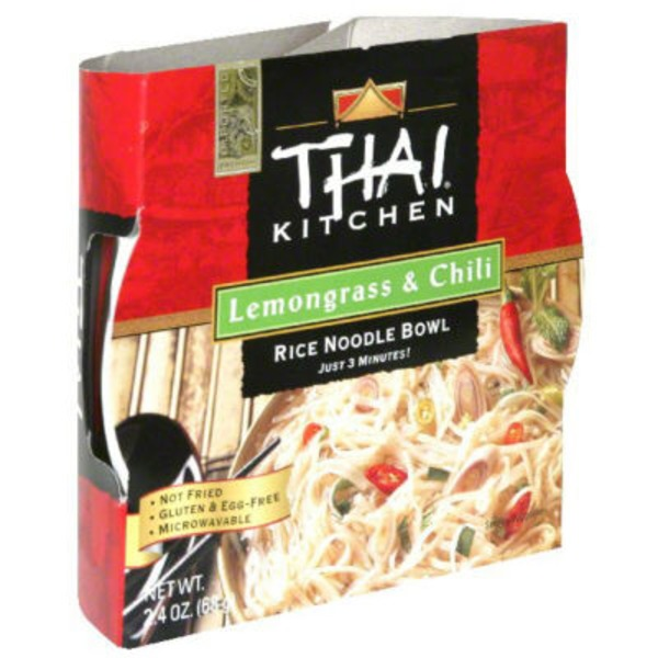 Thai Kitchen Lemongrass & Chili Rice Noodle Bowl