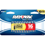 Rayovac Alkaline Value Pack AAA Batteries