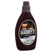 Hershey Sugar Free Chocolate  Syrup