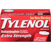Tylenol® Extra Strength Caplets Pain Reliever/Fever Reducer