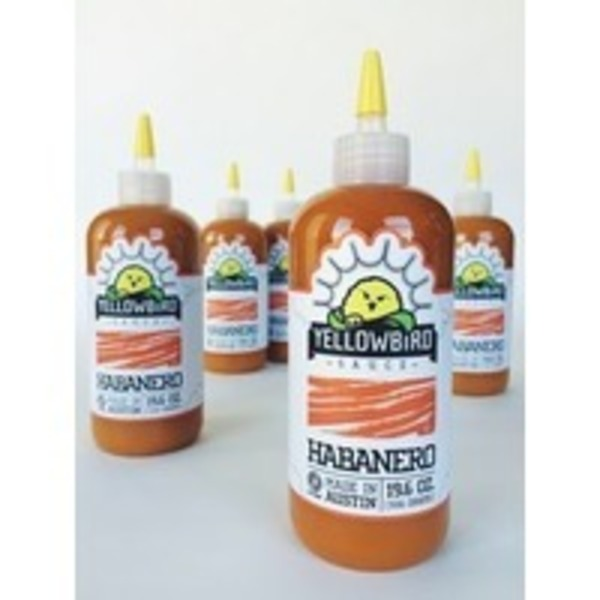 Yellowbird Sauce Harbanero Condiment