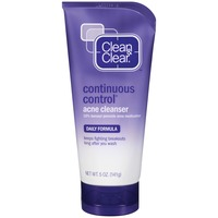 Clean & Clear® Continuous Control® Acne Cleanser Cleansers
