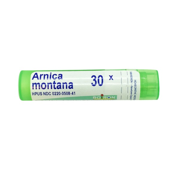 Boiron Arnica Montana 30X Homeopathic Pellets