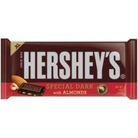Hershey Special Dark XL with Almonds Candy Bar
