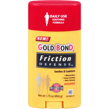 Gold Bond Friction Defense Moisturizer