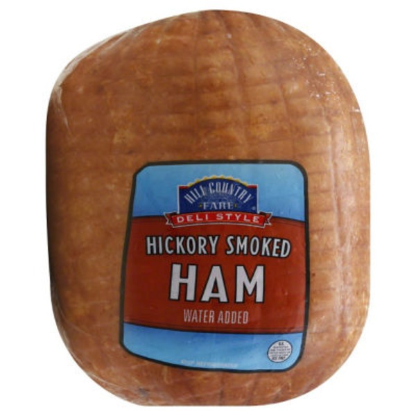 Hill Country Fare Deli Style Hickory Smoked Ham