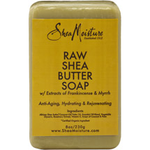 SheaMoisture Raw Shea Butter Soap Bar