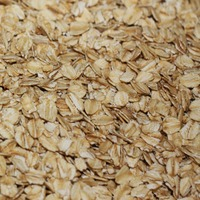 Bulk Organic Quick Rolled Oats